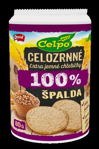 100 % Natural Špalda 80 g